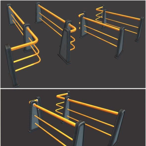 Railing Set 01