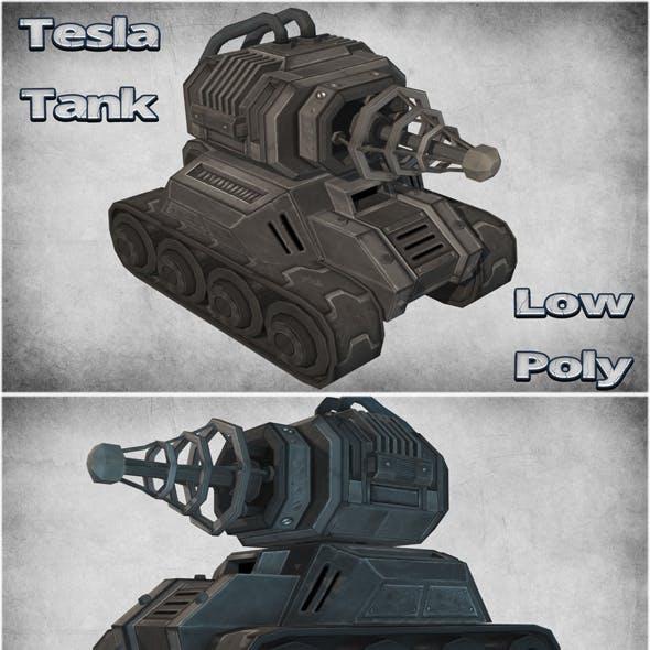 Toon Tesla Tank