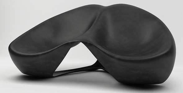 manta ray double seating - 3DOcean Item for Sale