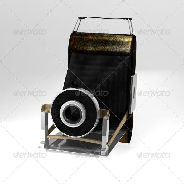Retro Camera - 3DOcean Item for Sale