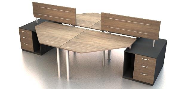 Workstation-01 - 3DOcean Item for Sale