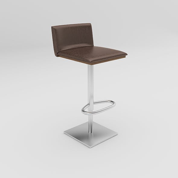 Bar Stool - 3DOcean Item for Sale