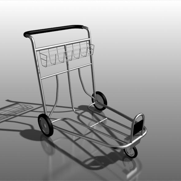 Trolley - 3DOcean Item for Sale
