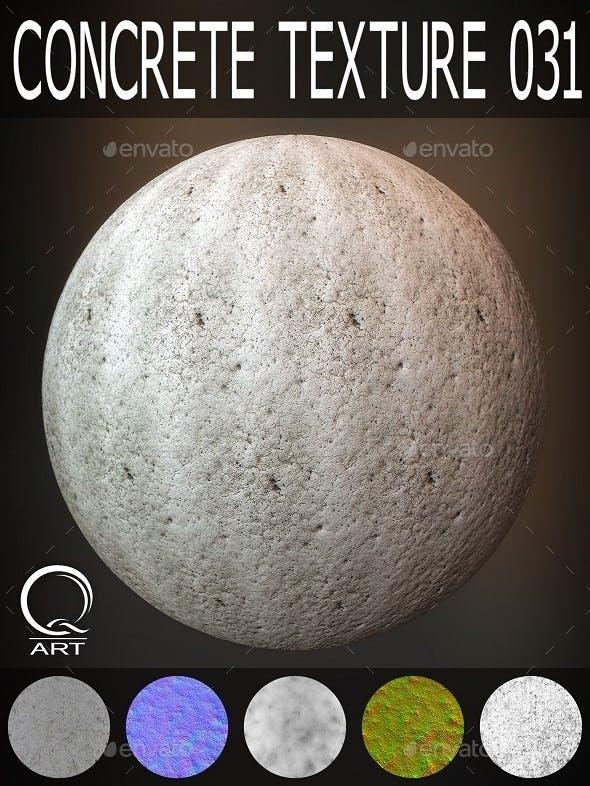 Concrete Textures 031 - 3DOcean Item for Sale