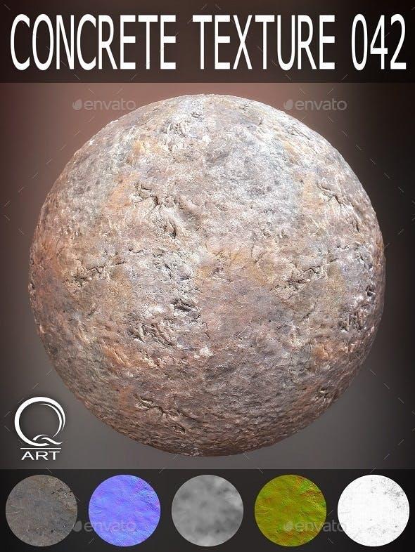 Concrete Textures 042 - 3DOcean Item for Sale