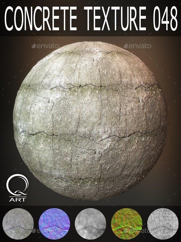 Concrete Textures 048 - 3DOcean Item for Sale