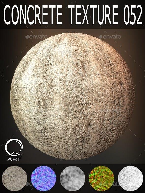 Concrete Textures 052 - 3DOcean Item for Sale