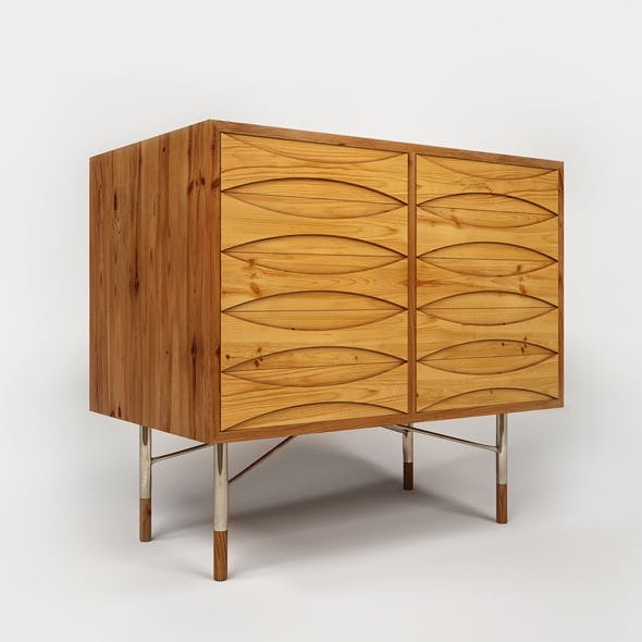 Arne Vodder Palisander Chest of Drawers