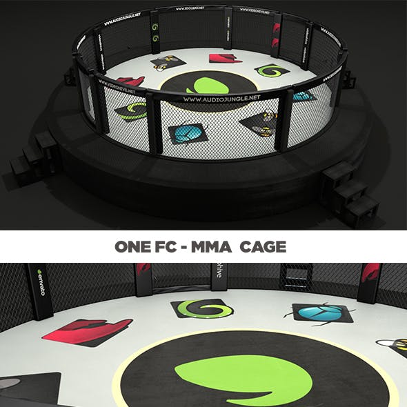Mma Cage - One Fc