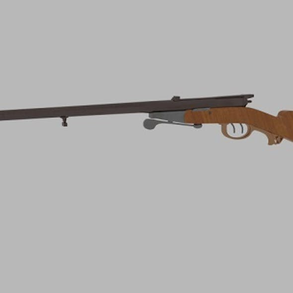 Antique Shotgun Rifle