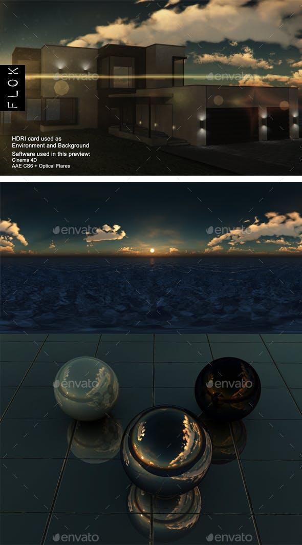 Dusk Sea 2 - 3DOcean Item for Sale