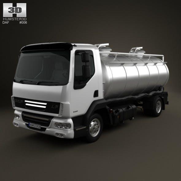 DAF LF Tanker 2011