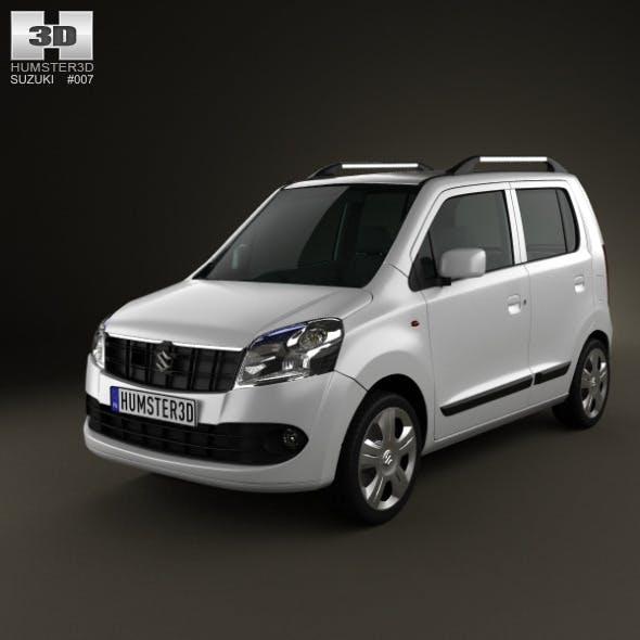 Suzuki Wagon R (Maruti) 2011 - 3DOcean Item for Sale