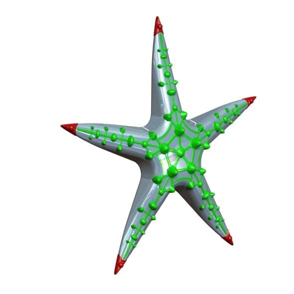 sea star - 3DOcean Item for Sale