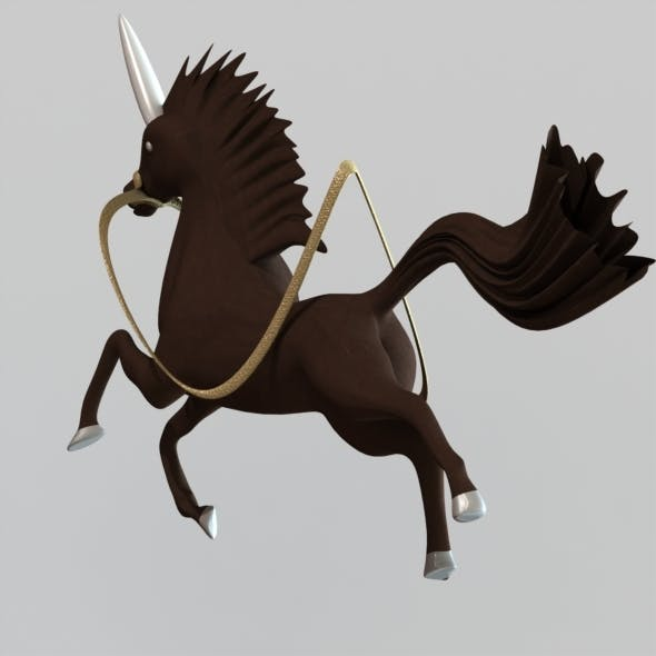 horse - 3DOcean Item for Sale