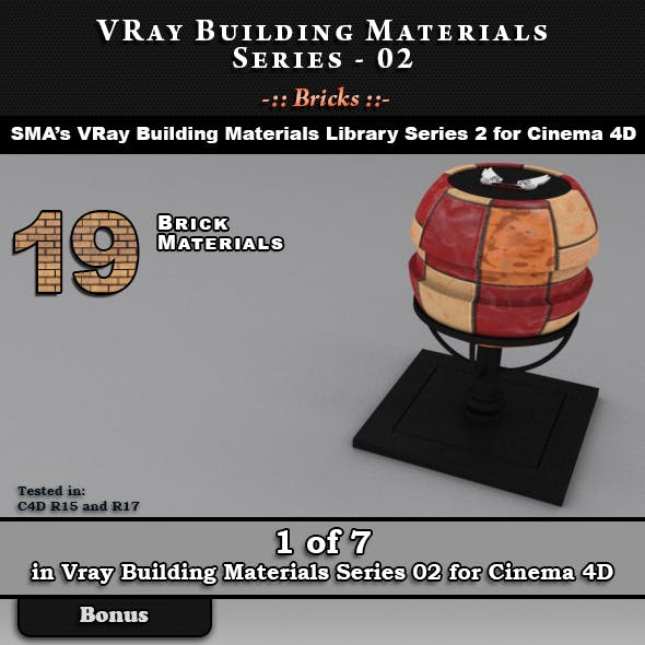 Cinema 4D 3D Materials & 3D Shaders from 3DOcean (Page 5)