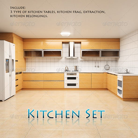 Kitchen set p1