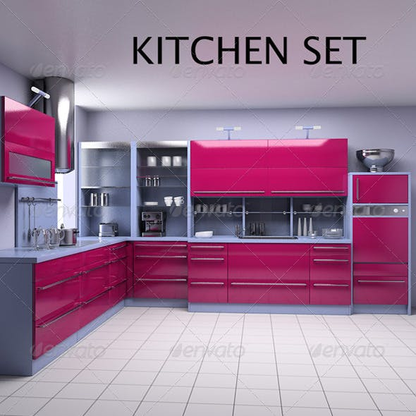 Kitchen set p2