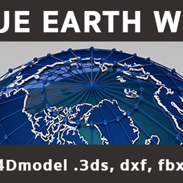 Blue earth wire