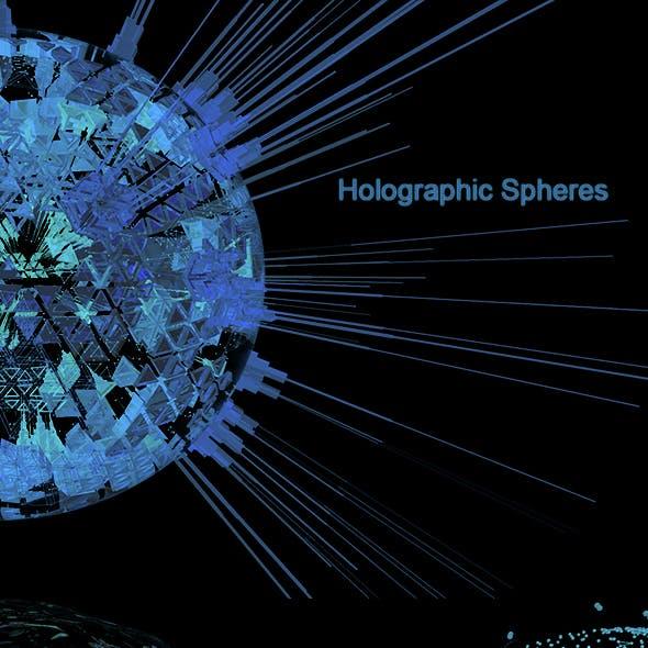Holographic Spheres