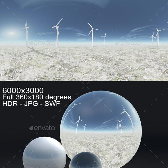 Windmills HDRI