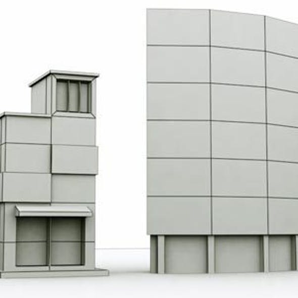 City Building 3
