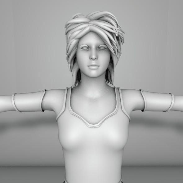 Women - 3DOcean Item for Sale