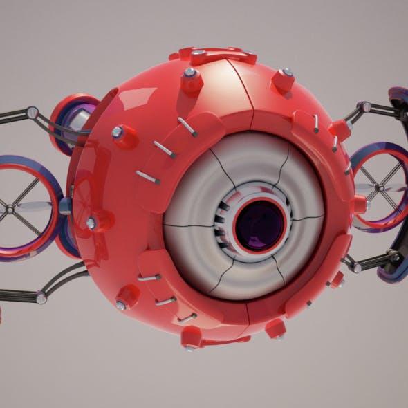Robot D37m701