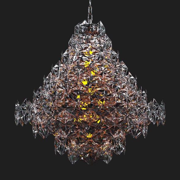 Hermitage EICHHOLTZ Chandelier  - 3DOcean Item for Sale