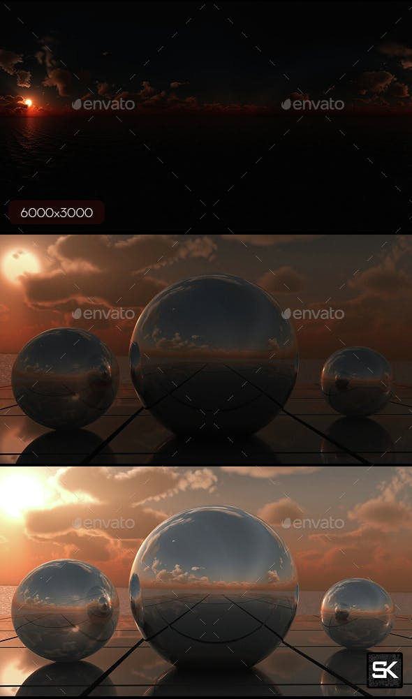 Dawn3 - 3DOcean Item for Sale