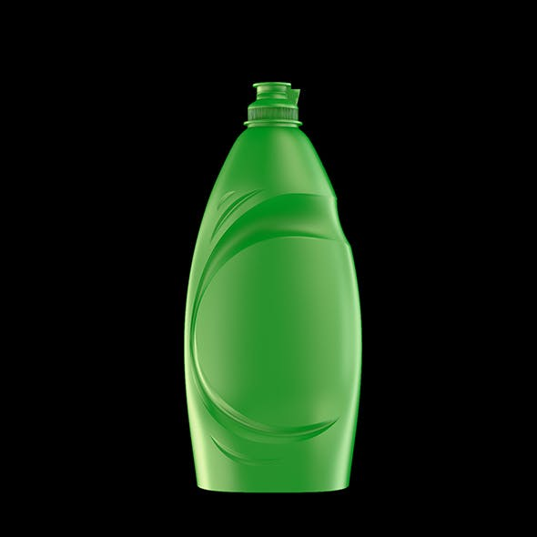 Detergent Bottle 750 ml