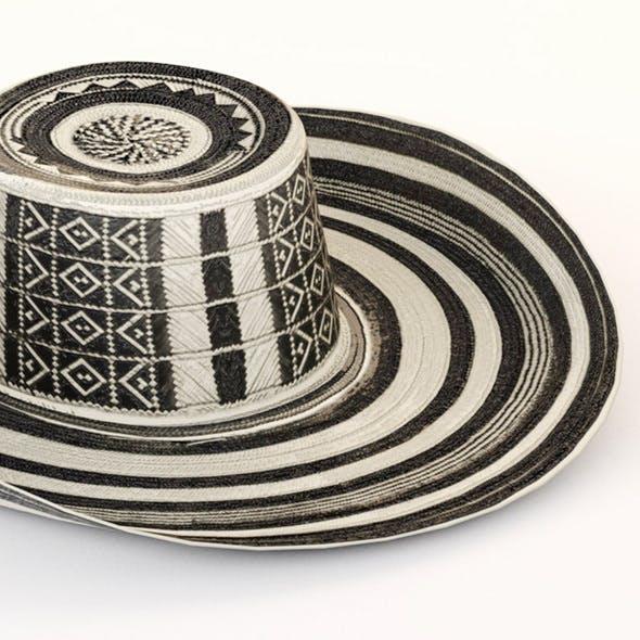 Hat Colombia Sombrero Vueltiao - Columbia