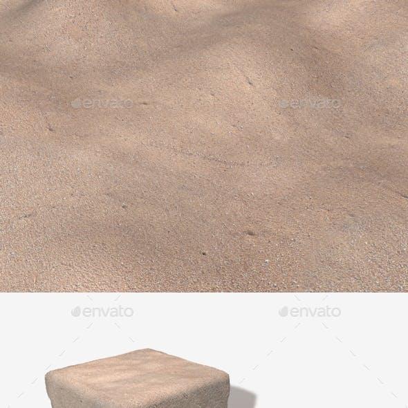 Flat Sand Seamless Texture