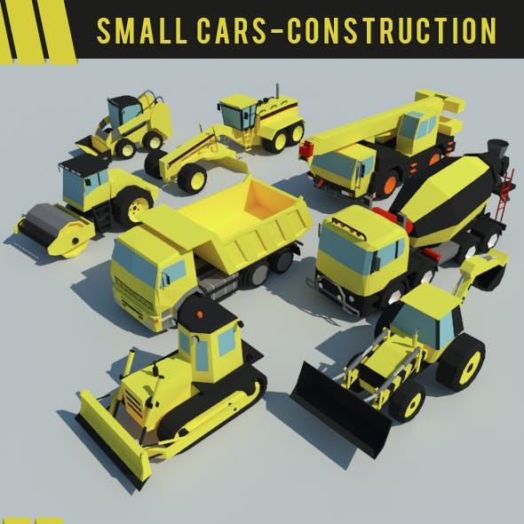 SmallCars - Construction
