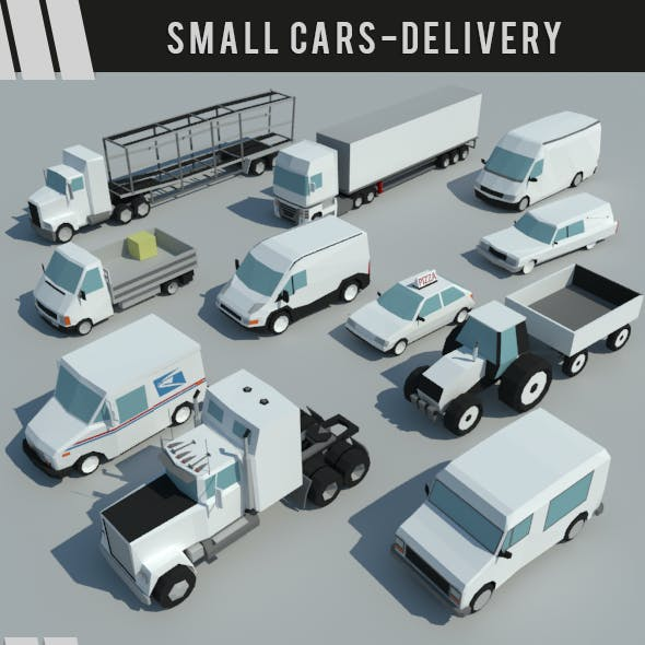 SmallCars - Transport