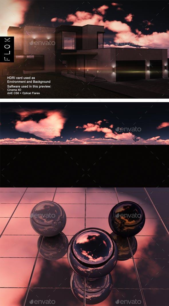 Sunset Desert 46 - 3DOcean Item for Sale