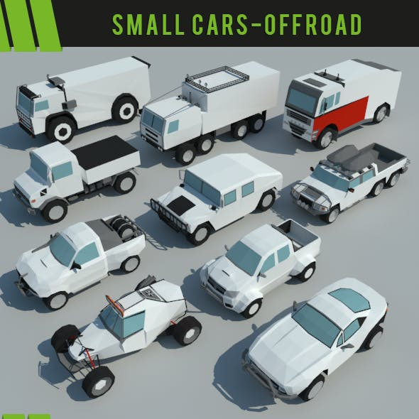 SmallCars - Offroad