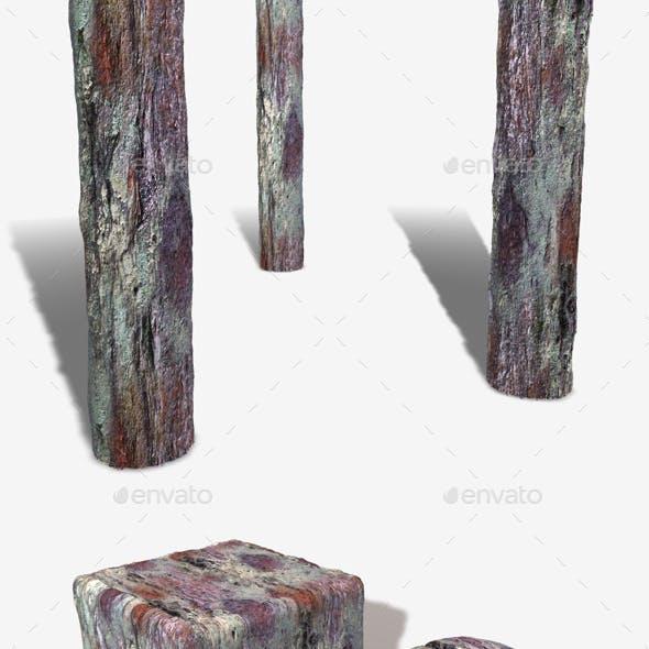 Bark Seamless Texture