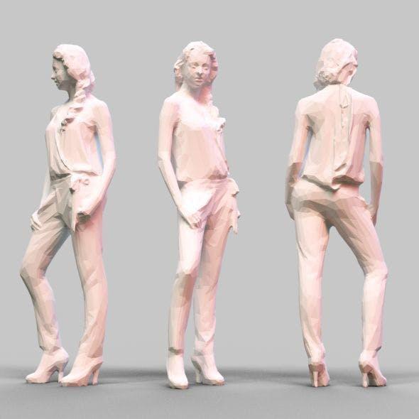 Girl Posing 2