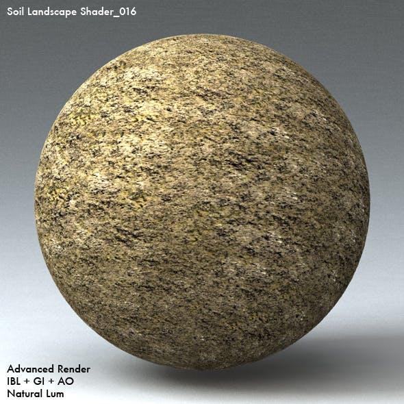 Soil Landscape Shader_016 - 3DOcean Item for Sale