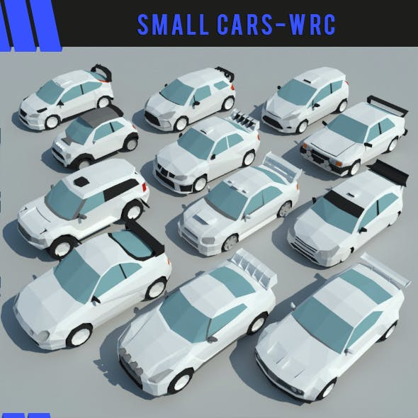 Small Cars - WRC