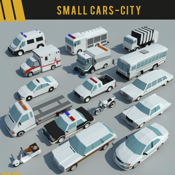 Small Cars - City