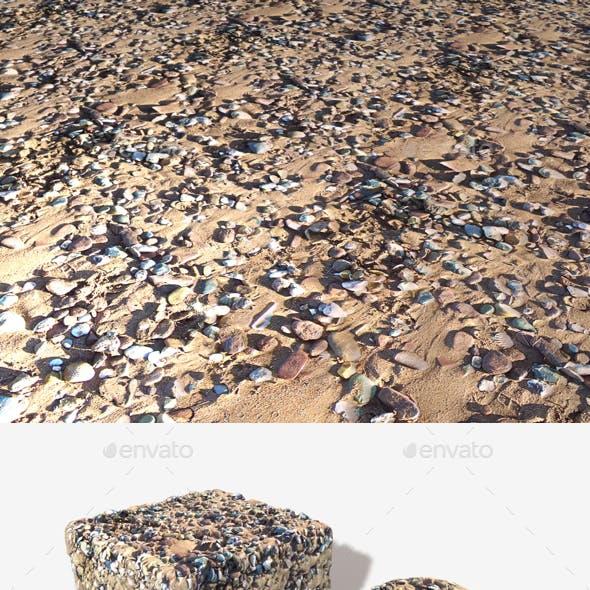Stony Beach 02 Seamless Texture