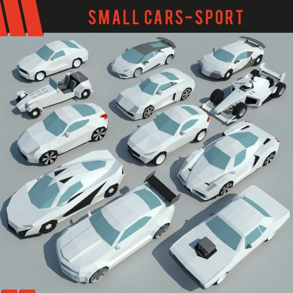 Small Cars - Sport