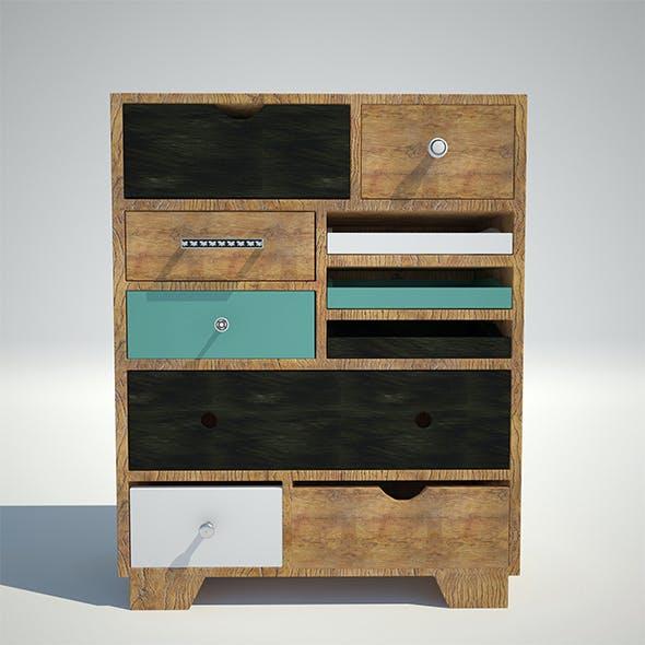 Chest Kare Design BABALOU EU 10 3D