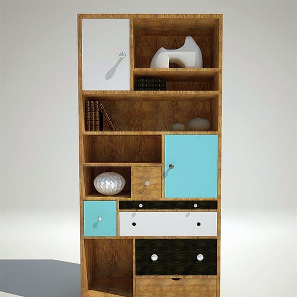 DESIGN REGAL BABALOU 191X90CM Kare Design