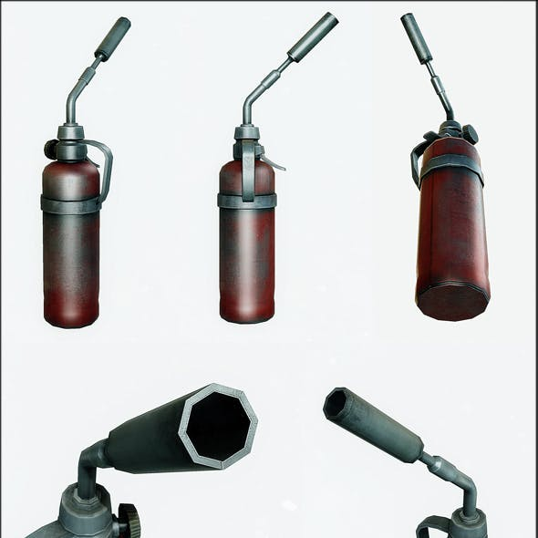 Blowtorch Tool
