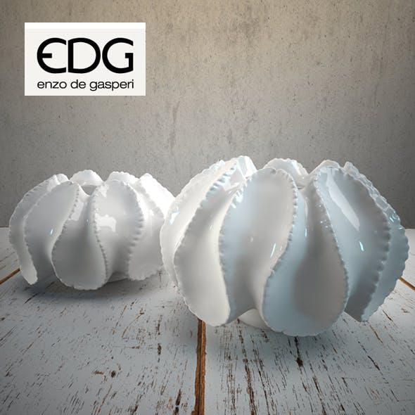Chakra vases by EDG