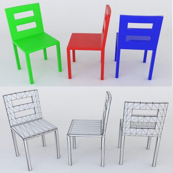 Simple Chair 2