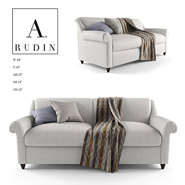 Sofas & Sectionals by A RUDIN - 3DOcean Item for Sale